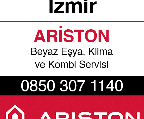 izmir ariston servisi